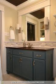 Colorful Bathroom Vanity Decorating Archives Tipsaholic