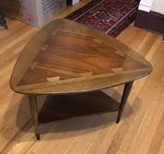 lane acclaim end table lane acclaim mcm guitar pick end table in central denver county