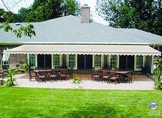 Awnings Baltimore Retractable Deck Awning Www Ahoffmanawning Com Retractable