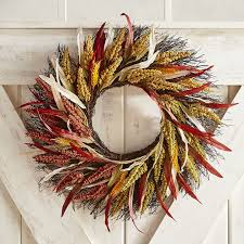 15 of my favorite fall wreaths