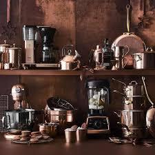 professional series 750 copper metal finish