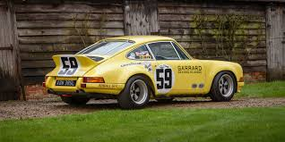 1973 porsche rs for sale for sale 1973 sebring 12 hour winning porsche 911 2 8 rsr