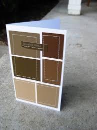 117 best cards paint chips images on pinterest paint chip cards
