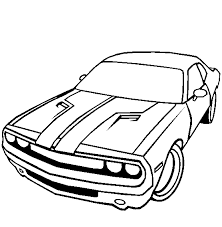 coloring pages dodge trucks american sheet free yescoloring