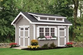 Backyard Shed Ideas by 10x12 Tall Sheds Premier Buildings Building A Shed Pinterest