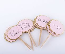 pink and gold baby shower decorations baby shower decorations pink and gold baby shower