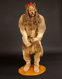 the wizard of oz wizard costume courage for sale oz u0027s cowardly lion costume heads to the auction