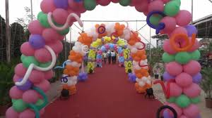 images of balloon decoration for birthday image inspiration of