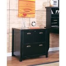Black 2 Drawer Lateral File Cabinet Tansley Landing Black 2 Drawer Lateral File Cabinet Free