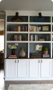 painting built in bookcases diy built in bookcases the bottom of the post has a rundown on each