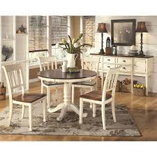 dining room side chairs whitesburg dining room side chair set of 2 d583 02 signature