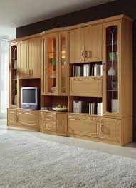 Wohnzimmerverbau Modern Wohnwand Klassisch Home Design Und Möbel Interieur Inspiration