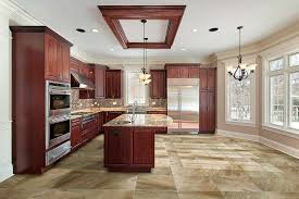 what color floor with cherry cabinets seriesfeatured exn3qvxf4zmanhattan cafe room scene web jpg
