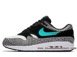 atmos x nike air max 1 prm elephant print 908366 001 shoes nike