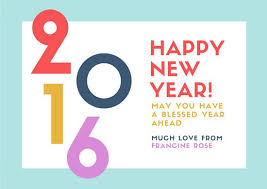 new year greeting cards customize 214 new year card templates online canva