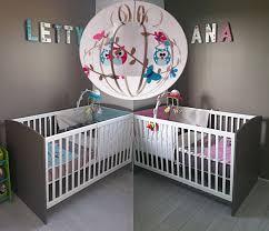 chambre jumeaux bébé emejing chambre jumeaux deco pictures matkin info matkin info