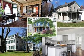 Towns For Sale Upstate New York Real Estate Victorian Houses Under 400k