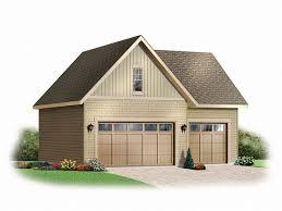 Garage Loft Plans 3 Car Garage Plans Three Car Garage Loft Plan 028g 0027 At Www