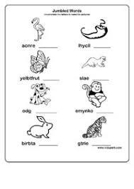 jumbled words worksheet printable worksheets for kids word jumble