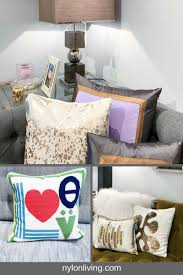 happy chic luxury decorative pillows modern home decor
