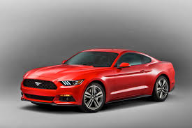 ford mustang 2015 photos all 2015 ford mustang in showrooms month quality green