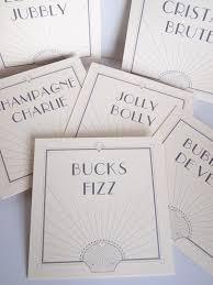 art deco wedding invitations u2013 paper pleasures wedding stationery