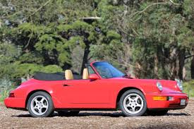porsche 964 cabriolet for sale 1993 porsche 964 carrera 2 cabriolet for sale the motoring