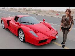 picture of enzo driving enzo