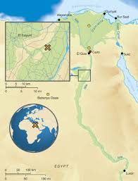 Ancient Africa Map by Ancient Egyptians Were Closer To Armenians Than To Africans A New