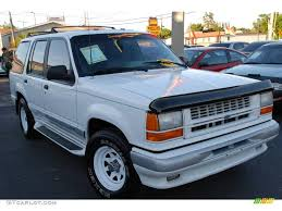 1994 ford explorer xlt 1994 oxford white ford explorer limited 19155442 gtcarlot com