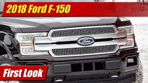 first look ford testdriven tv colors 2018 f 150 surprising referlia