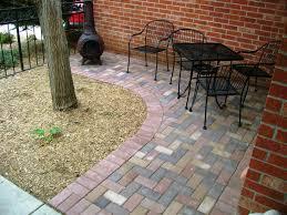 patio brick patterns best house design contemporary brick patio