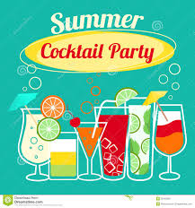 christmas cocktail party clipart summer cocktails party template royalty free stock image image