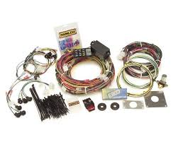 1965 mustang wiring harness go painless wiring 14 circuit mustang chassis harness 1965 1966