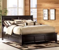 Black King Size Platform Bed Bedroom Unusual King Bed Furniture King Set King Size Metal Bed