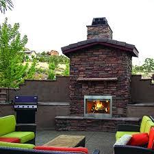 Outdoor Fireplace Insert - superior fireplace company superior vent free gas fireplace insert
