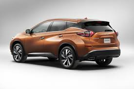 2015 nissan x trail debuts nissan unveils 2015 murano crossover to arrive in late 2014