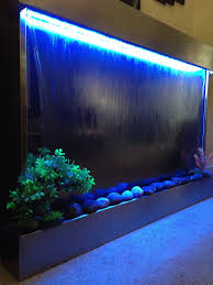 Outdoor Water Features With Lights by Add A Water Feature For An Oasis Of Calm