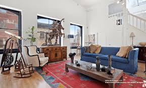 with massive skylights and a private rooftop garden this 5m soho