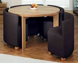 kitchen awesome space saving table and chairs dining room tables