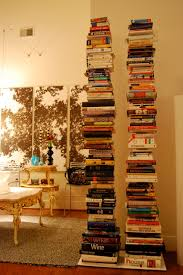 book stacking ideas any suggestions of best ways to store books mom answers