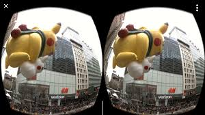watch the thanksgiving day parade live watching macy u0027s thanksgiving day parade in daydream vr is actually