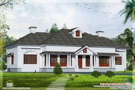 Kerala Style House Designs And Floor Plans by Single Floor 4 Bedroom Victorian Style Villa Kerala House Design