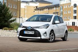 toyota yaris hatchback car deals with cheap finance buyacar