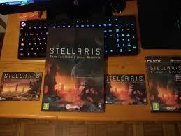 my new game with poster stellaris explorer edition stellaris