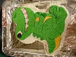 dinosaur cake cakes by q