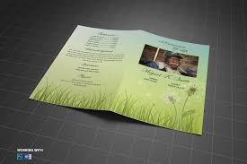 Funeral Program Printing Services 100 Funeral Programs Printing Angel Funeral Program Funeral