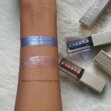 and glow stila magnificent metals glitter and glow liquid eyeshadow review