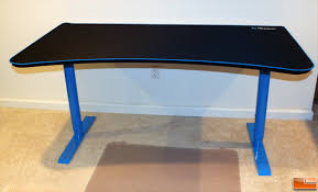 Build Your Own Gaming Desk by Arozzi Arena Gaming Desk Review Legit Reviews