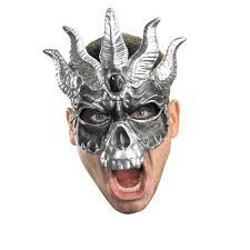 dark zone halloween store skull masquerade mask